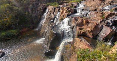 Rio De Contas, Casario Colonial E Lindas Cachoeiras