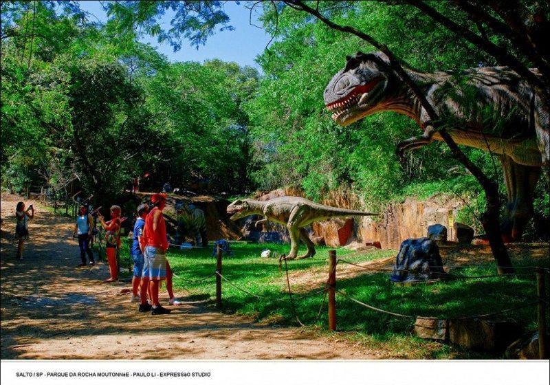 Parque Da Rocha Moutonnee