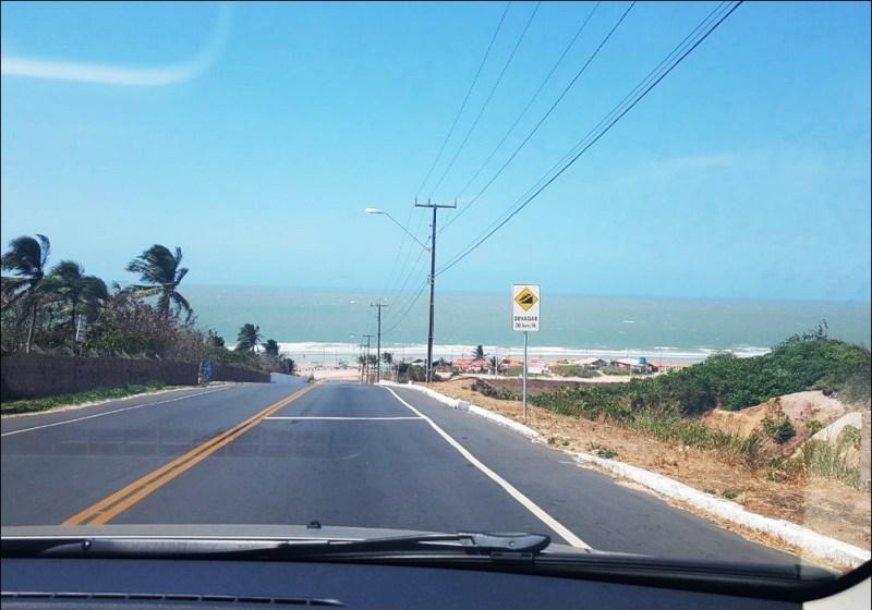 Praia Araçagi