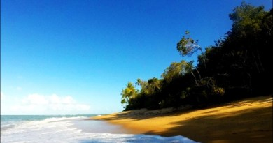 Praia Do Espelho