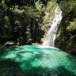 Cachoeira Santa Bárbara, Um Paraíso Natural Na Chapada Dos Veadeiros