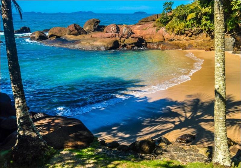 Praia Do Português, Ubatuba