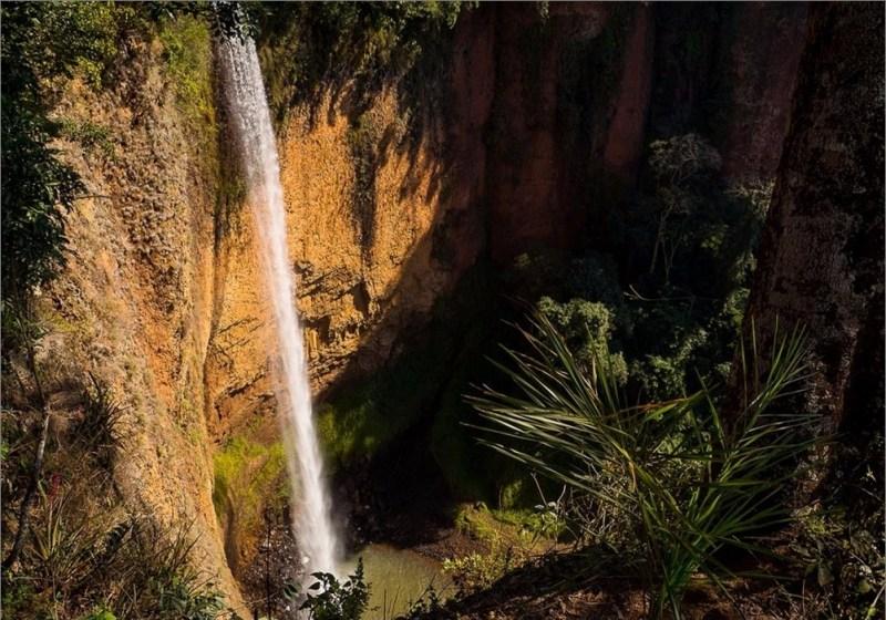 cachoeira Itirapina