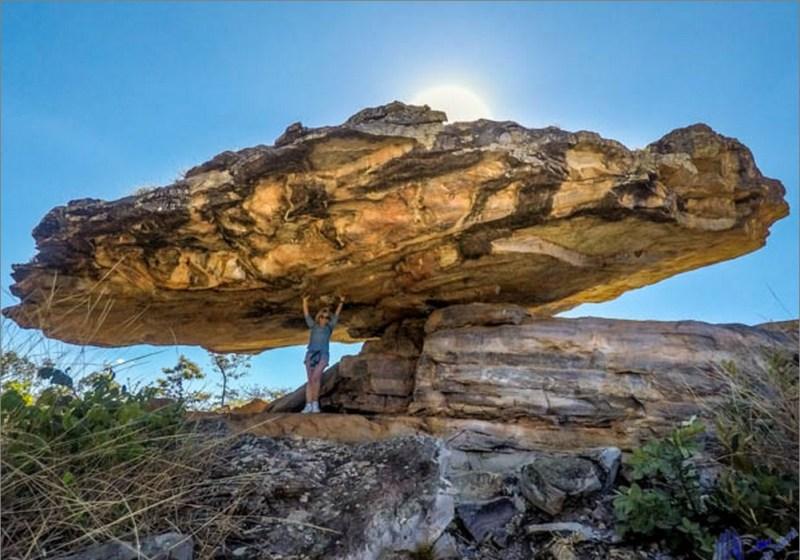 Pedra Do Chapéu