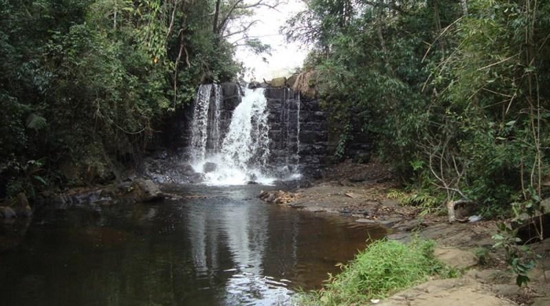 Cachoeira Em Serra do Japi Em Cabreúva