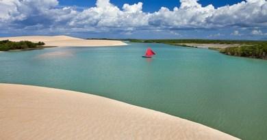Praia Da Barra Dos Remédios