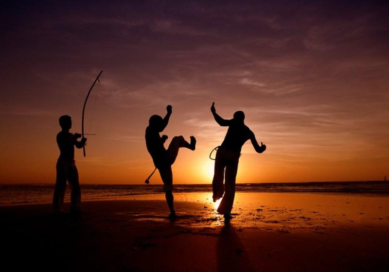 Capoeira em jeri