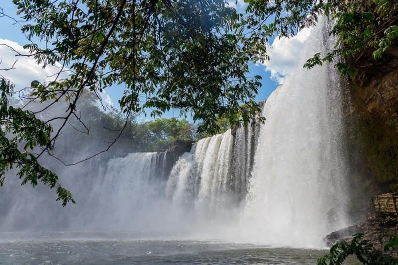 Cachoeira de são romão - Carolina-ma