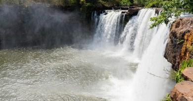 Cachoeira de são romão
