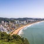 Itajaí, praia, surfe, cultura e história no norte de Santa Catarina