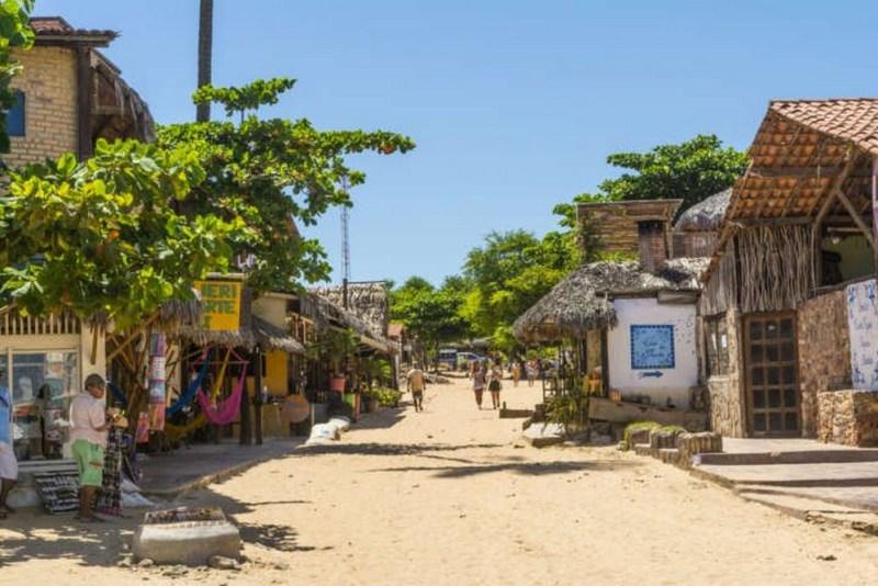 vilarejo de jijoca