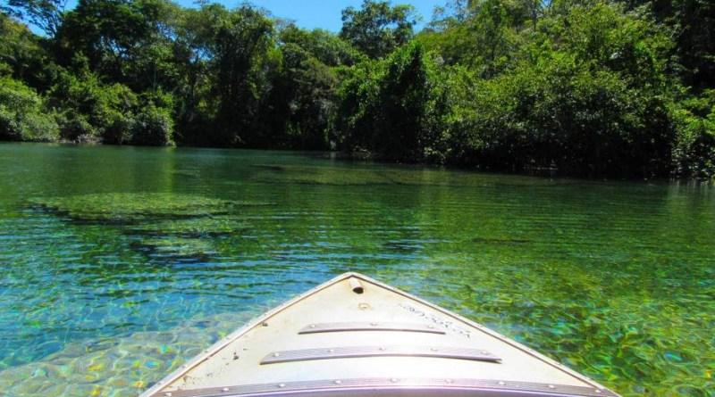 A incrível lagoa do Japonês, Pindorama do Tocantins