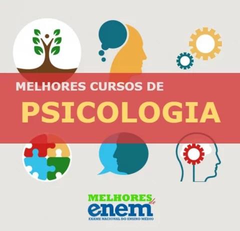 melhores cursos de psicologia