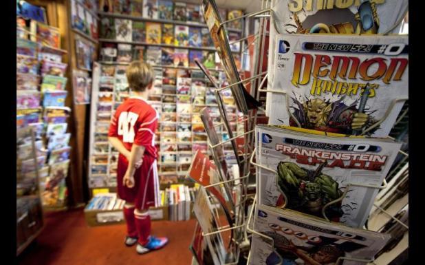 Comic Books 2