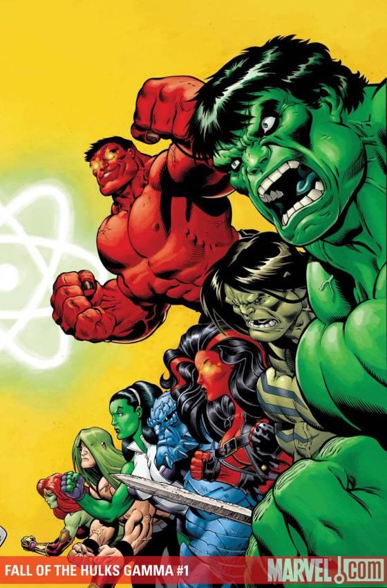 hulkfamily