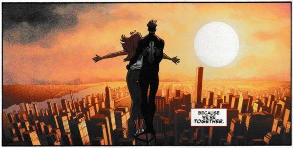 Tem gente voltando, tem gente se beijando e tem gente morrendo nos quadrinhos [ATUALIZADO] E TEM GENTE ESCREVENDO