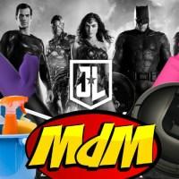 Podcast MdM #571: Snyder Cut + Faxina + Vibradores + Snyder Cut de novo!