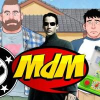 Podcast MdM #583: Boys Love + Transfobia e Matrix + MdMotor + Demissões na DC + Ética no churrasco em NOVE HORAS DE PODCAST