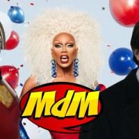 Podcast MdM #589: RuPaul's Drag Race + Notícias dos filmes da DC