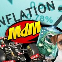 Podcast MdM #596: Quadrinhos, Eleições, Pets, Cuspe Genético, inflação, etc.