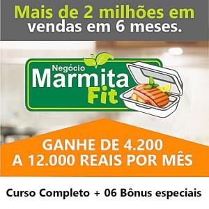 Curso Online Negócio Marmita Fit