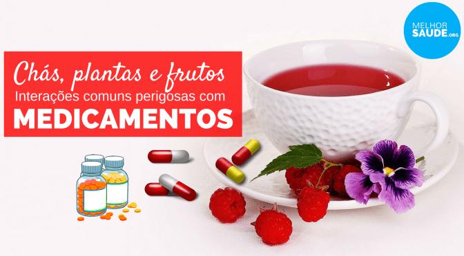 Chás, plantas, frutos e medicamentos melhorsaude.org