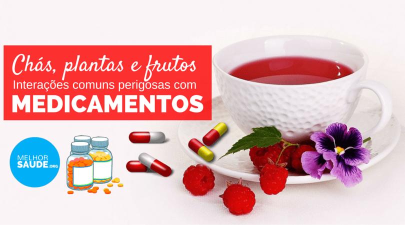 Chás, plantas, frutos e medicamentos melhorsaude.org melhor blog de saude