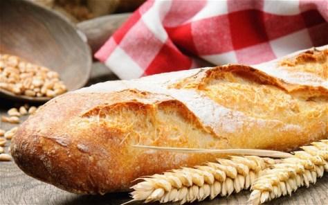 O pão branco tem pouco valor nutricional mas é viciante por ser saboroso!