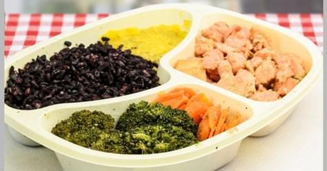 A comida pré-cozinhada e congelada tem um baixo valor nutricional