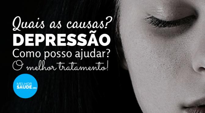 DEPRESSÃO melhorsaude.org melhor blog de saúde