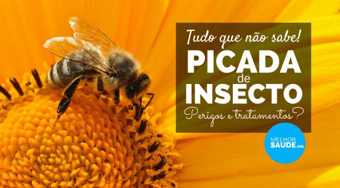 PICADA de INSECTO melhorsaude.org
