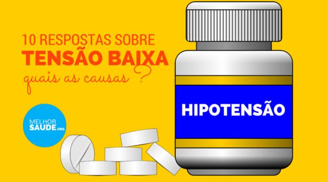 HIPOTENSÃO melhorsaude.org melhor blog de saude