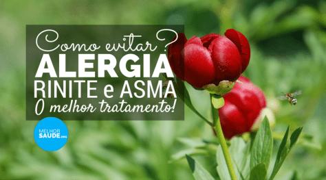 PRIMAVERA ALERGIA RINITE E ASMA melhorsaude.org melhor blog de saude