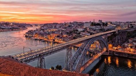 Porto ponte D. LUis