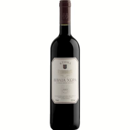 vivlia chora red wine