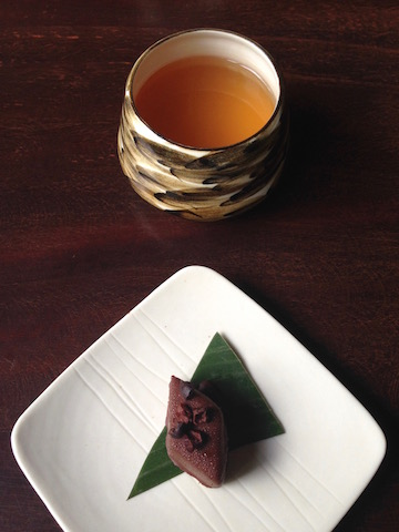 Fivelements - herbal tea _ chocolate truffle