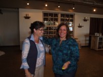 Carrie Wagner was one of our presenters - and we had a moment to...