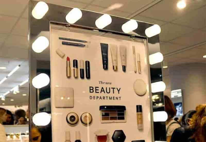 Beauty-department