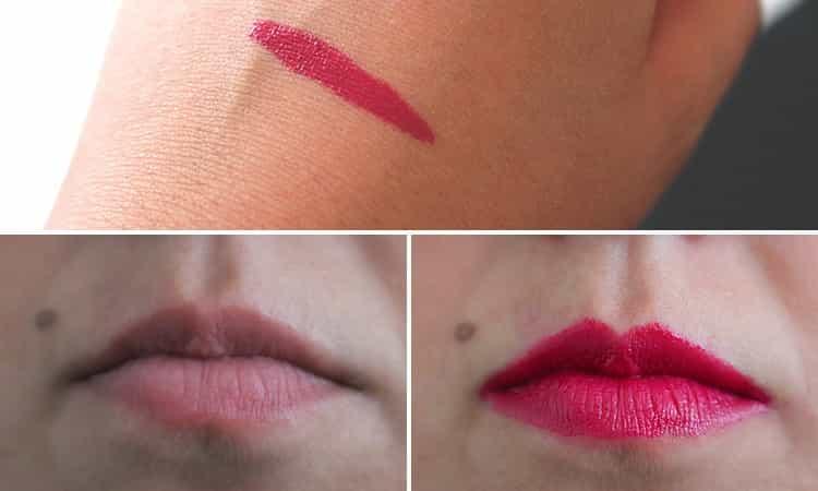 Kiko ultra glossy stylo lipstick