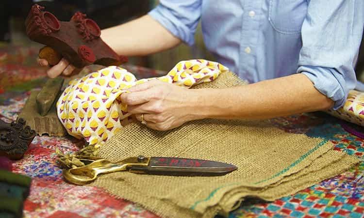 Nieuwe collectie L'occitane Anti Batik