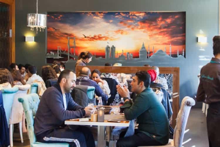 Sulthan Ahmet restaurant