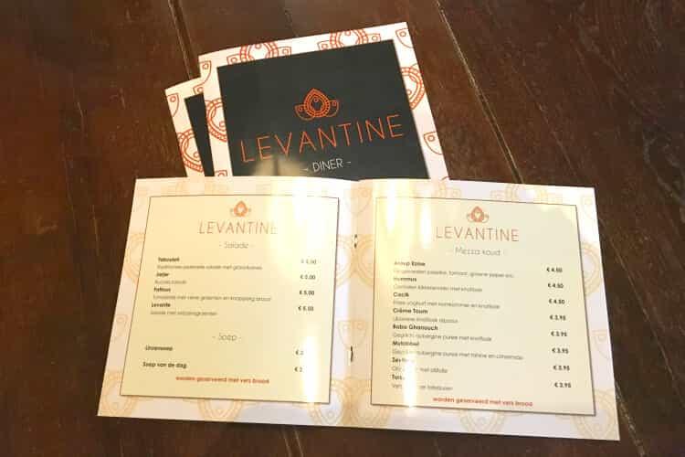 Hotspot Levantine