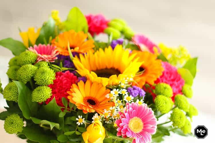 bloemen thuis laten bezorgen door Debloemist.nl