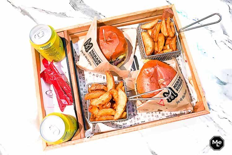 Hotspot Meram Burger