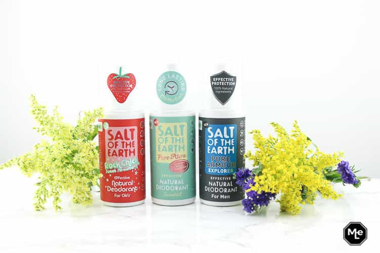 Salt Of The Earth deodorant