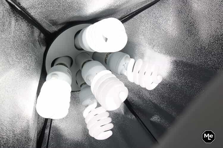 Bresser- Daglicht lampenset