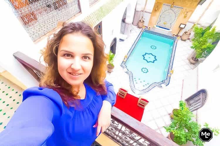 Marrakech travel report - Riad