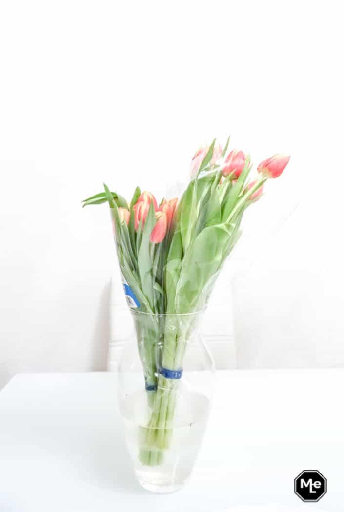 DIY Pasen- Tulpen