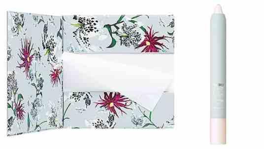 NARS x Erdem Strange Flower collectie - bloating paper