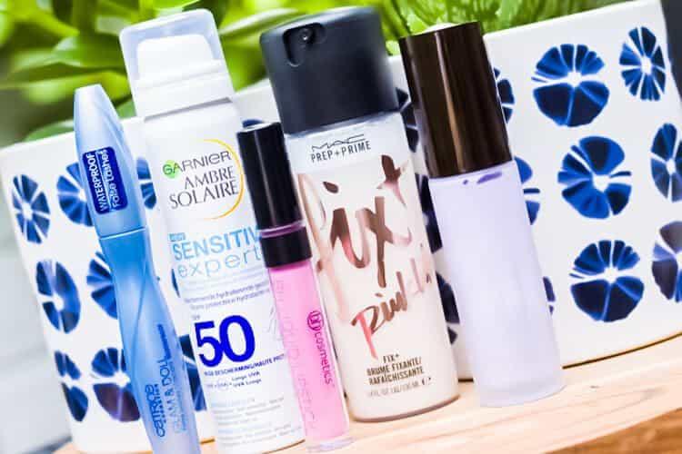 summer make-up essentials